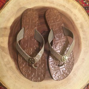 Tory Burch Flip Flops Thora 7
